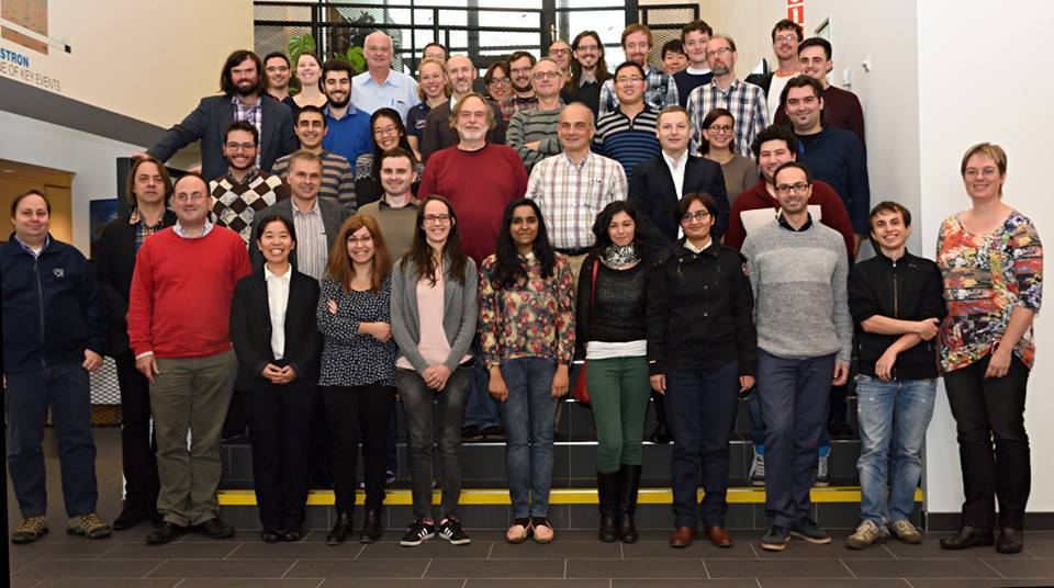Group Picture of the last Bonn-Dwingeloo Meeting on 29oct2017