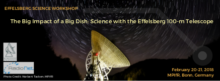 The big impact of a big dish: Science with the Effelsberg 100-m Telescope